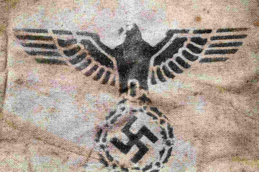 WWII THIRD REICH WEHRMACHT HEER RATION GRAIN BAG - 2