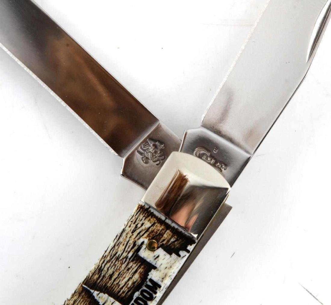 CASE XX BONE TRAPPER SPECIAL FORCES VIETNAM KNIFE - 6