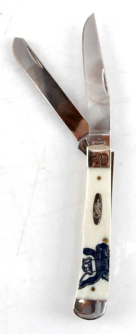 CASE XX US NAVY BONE TRAPPER KNIFE - 3