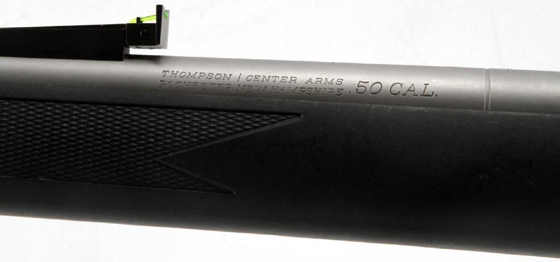 THOMPSON BLACK DIAMOND .50 CAL BLACK POWDER RIFLE - 3