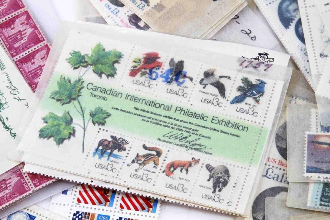 $311.00 FACE VALUE MINT NON HINGED US STAMP SINGLE - 2