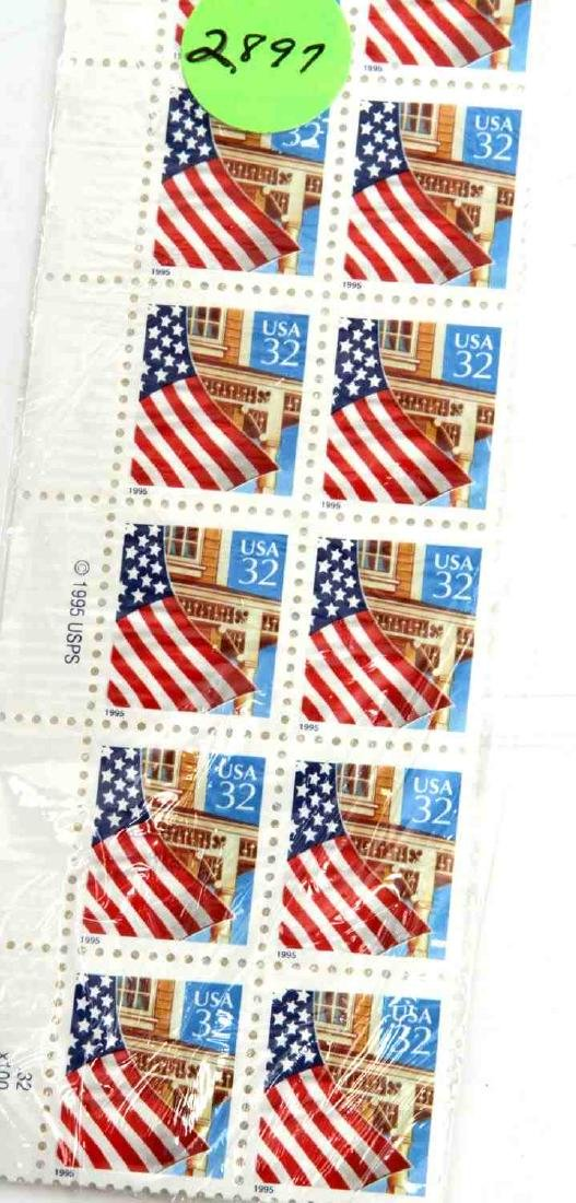 $311.00 FACE VALUE MINT NON HINGED US STAMP SINGLE - 5