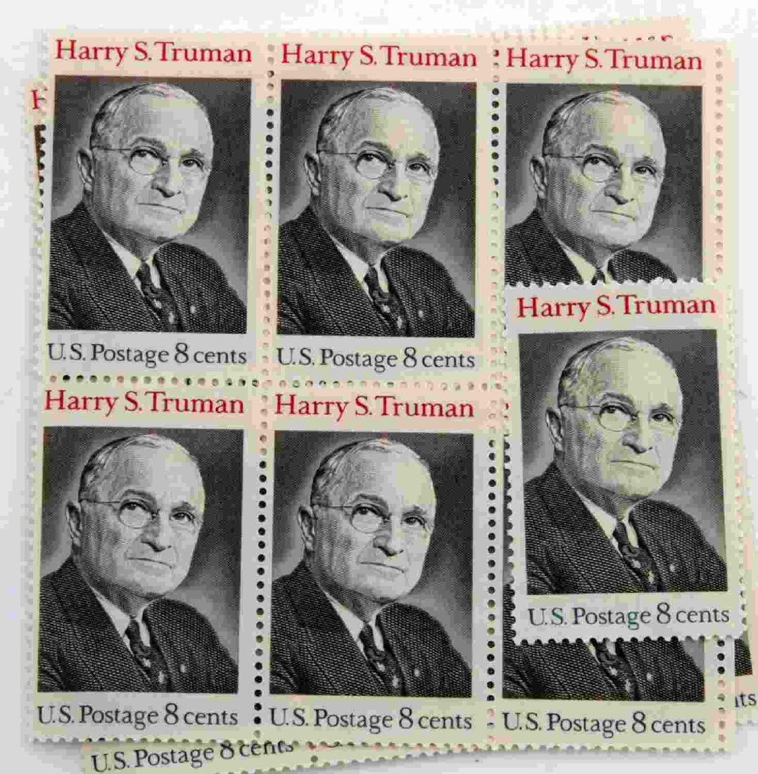 $311.00 FACE VALUE MINT NON HINGED US STAMP SINGLE - 8