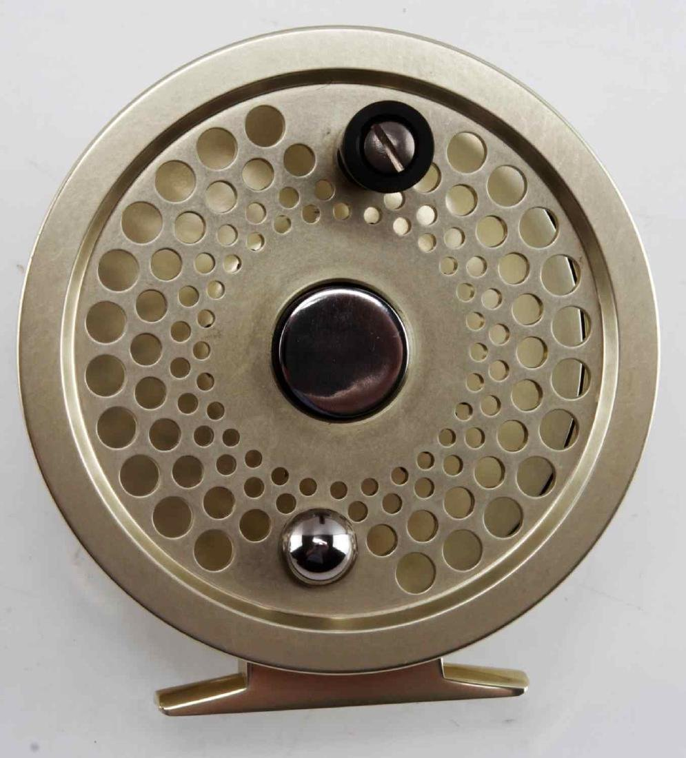 FIN NOR AHAB 12 SALTWATER FLY FISHING REEL - 2