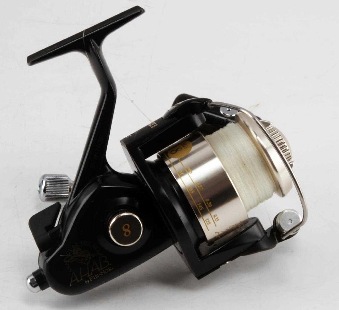 FIN NOR AHAB NUMBER 8 SALTWATER SPINNING REEL
