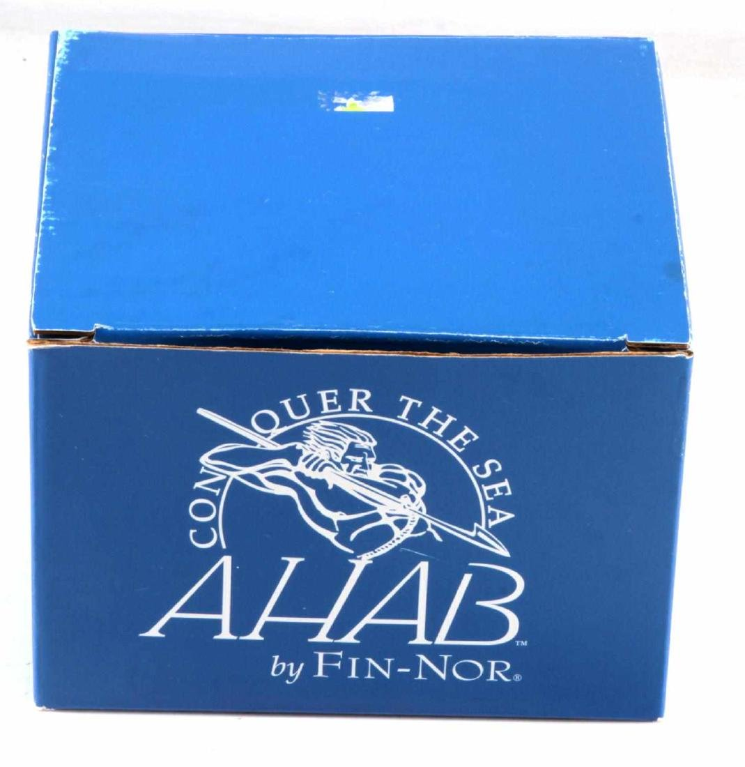FIN NOR AHAB NUMBER 8 SALTWATER SPINNING REEL - 4
