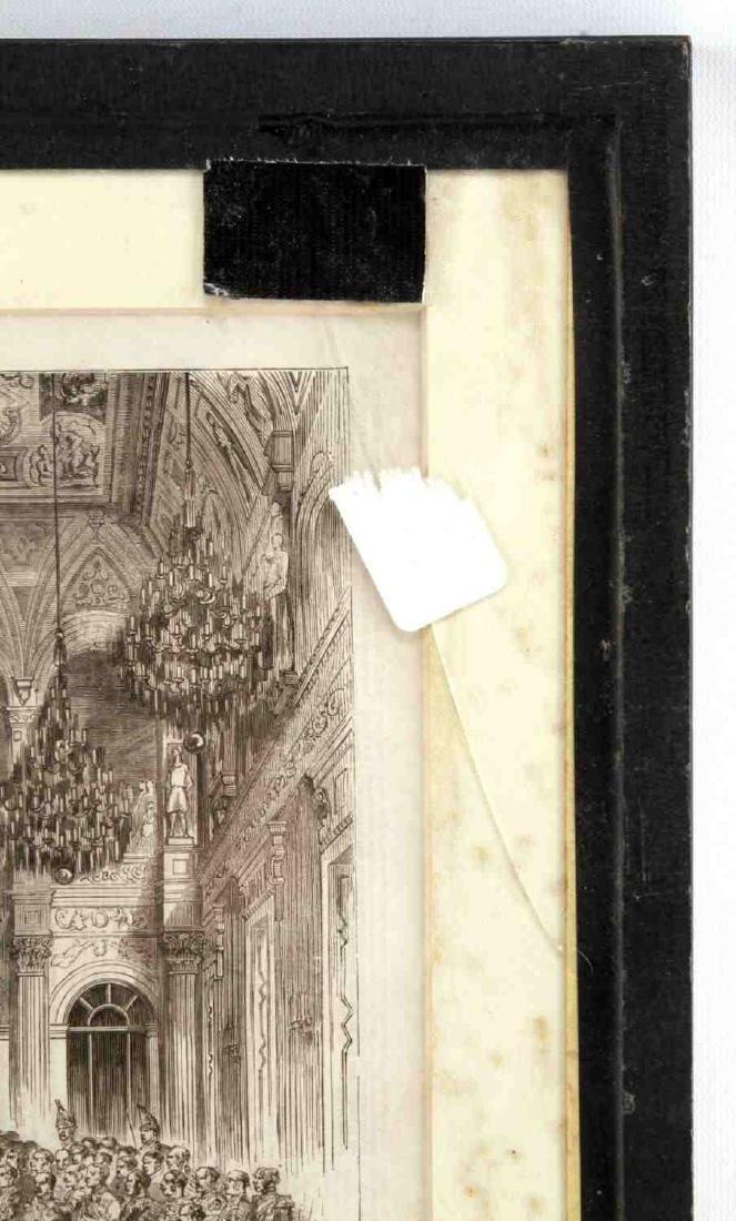 LONDON NEWS 1861 LINCOLN & GLACIER GIRL P38 PHOTO - 5