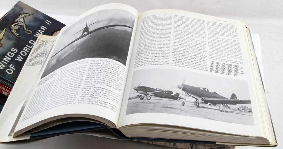 9 WWII MILITARY HISTORY BOOK LOT SUBMARINES USAAF - 2