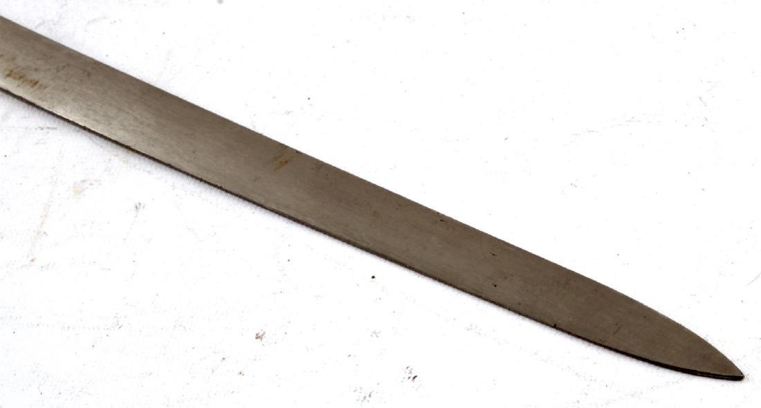 WWI IMPERIAL GERMAN NCO DRESS PRESENTATION SWORD - 4