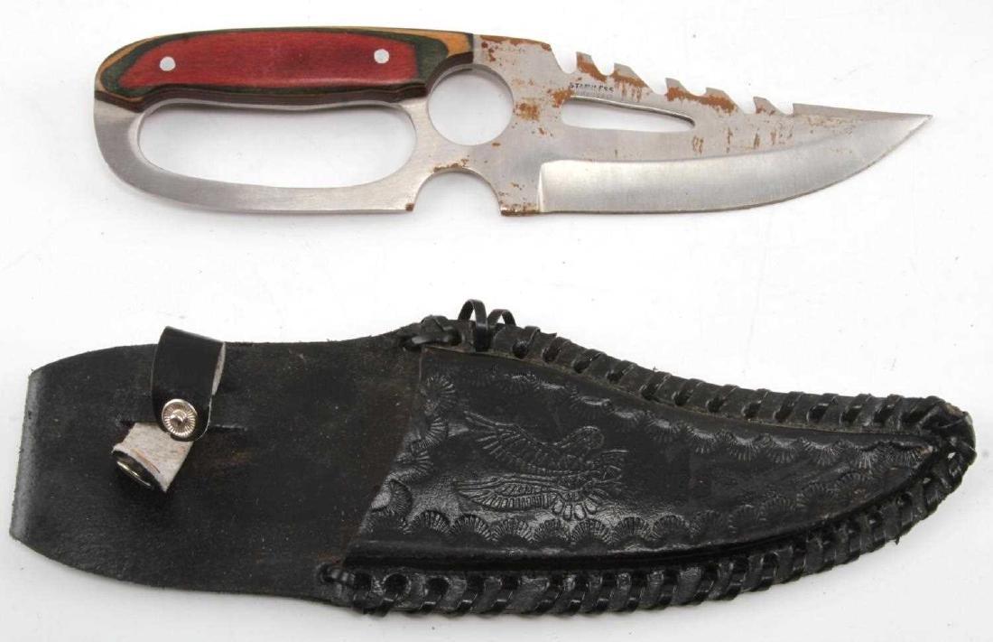 LARGE POCKET KNIFE LOT OF 20 BIG VARIETY - 8