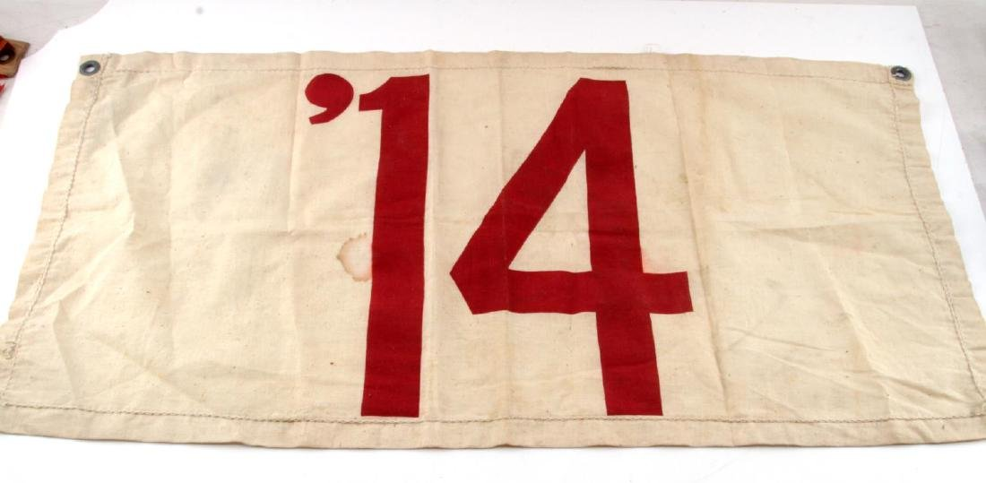 WWI US MILITARY SON IN SERVICE FLAGS - 3