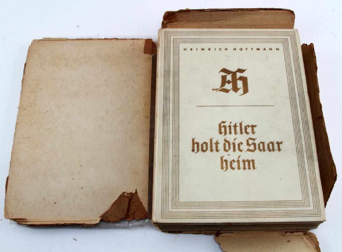 WWII GERMAN THIRD REICH HOFFMANN BOOK LOT - 3