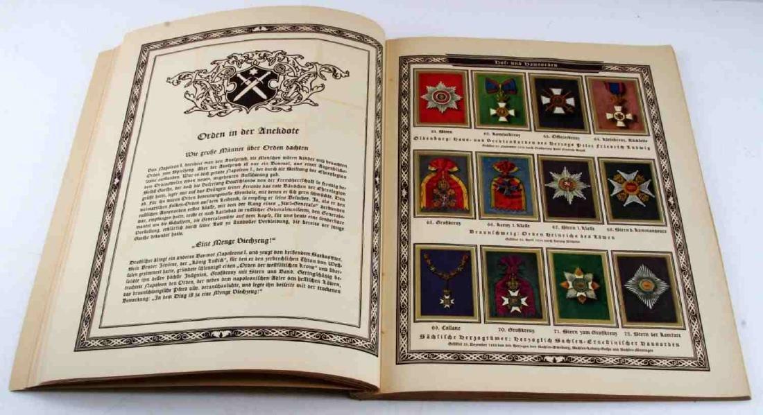 WWII THIRD REICH GERMAN ORDEN BOOK PAPERBACK