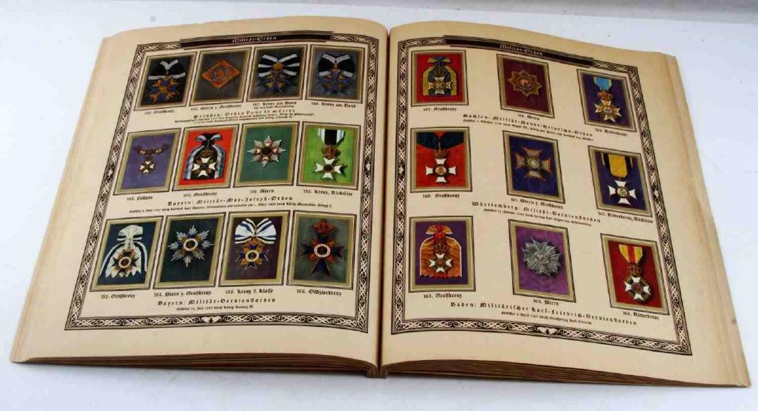 WWII THIRD REICH GERMAN ORDEN BOOK PAPERBACK - 2