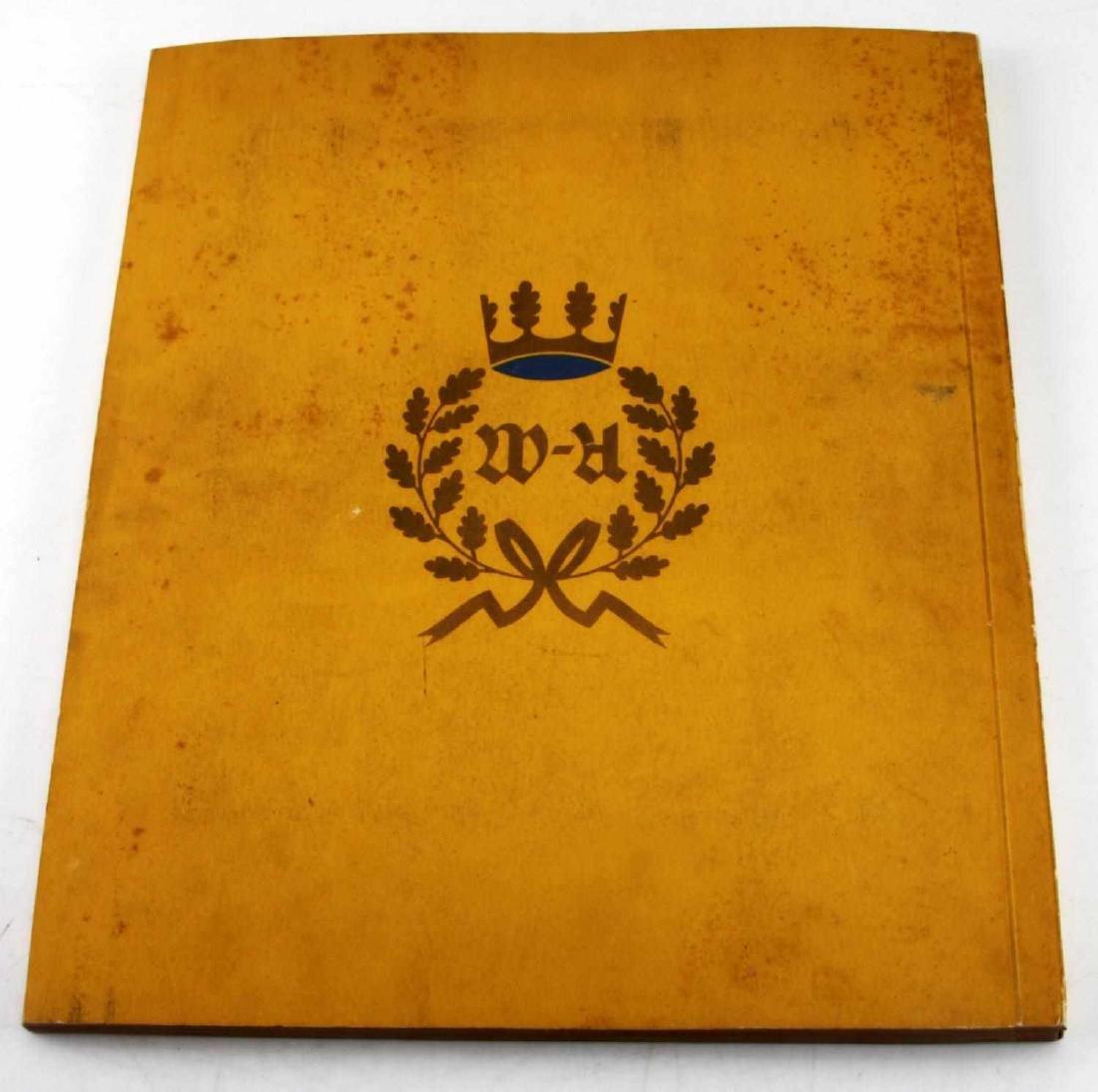 WWII THIRD REICH GERMAN ORDEN BOOK PAPERBACK - 3