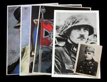 WWII GERMAN THIRD REICH WEHRMACHT POSTCARD LOT