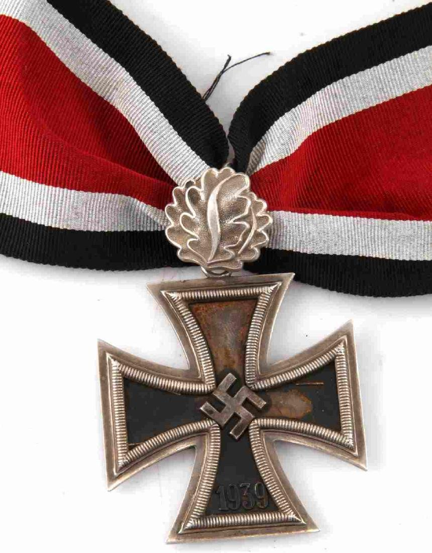 WWII GERMAN KNIGHTS CROSS OF THE IRON CROSS - 3