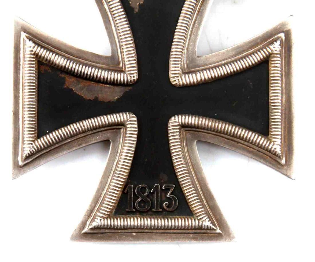 WWII GERMAN KNIGHTS CROSS OF THE IRON CROSS - 4