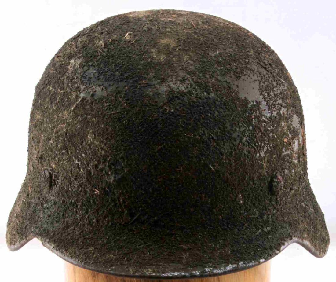WWII GERMAN THIRD REICH M1940 COMBAT HELMET