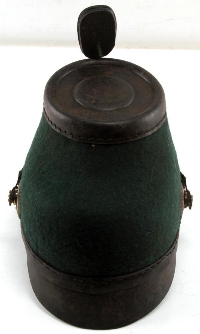 WWII GERMAN THIRD REICH 1936 POLICE SHAKO HAT - 4