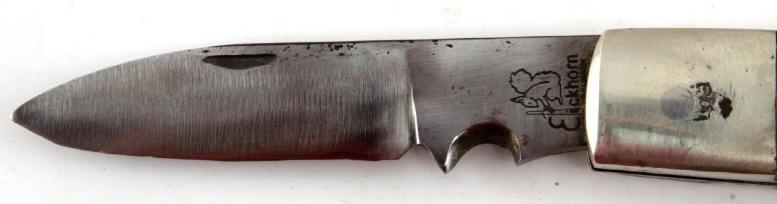 WWII GERMAN THIRD REICH SS POLICE POCKET KNIFE - 3