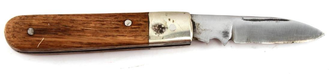 WWII GERMAN THIRD REICH SS POLICE POCKET KNIFE - 4