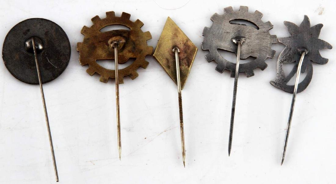 WWII GERMAN THIRD REICH STICK PIN LOT OF 12 - 4