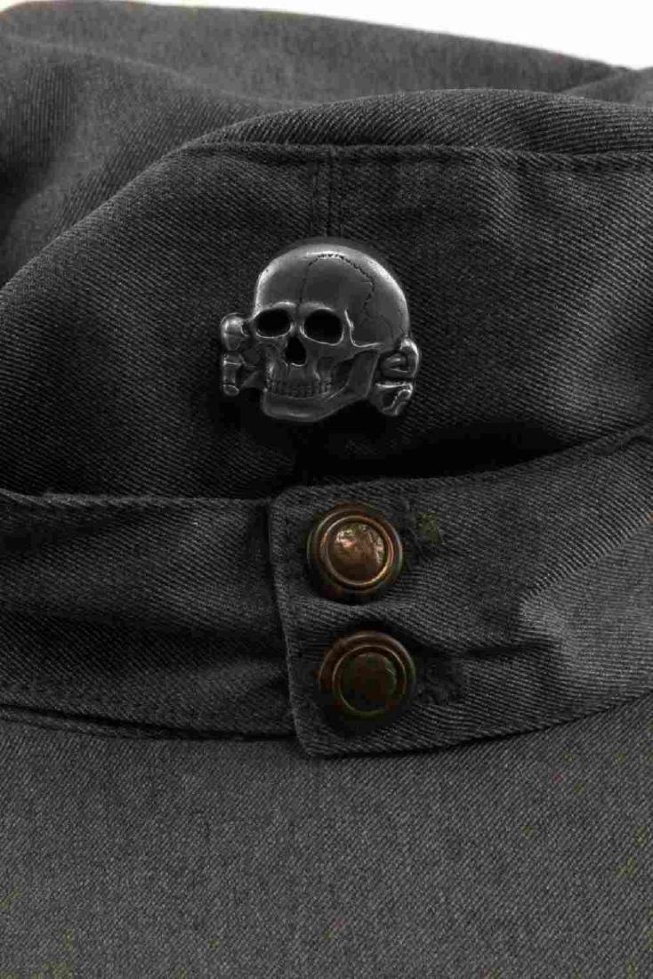 WWII GERMAN THIRD REICH SS MOUNTAIN TROOP M43 CAP - 6