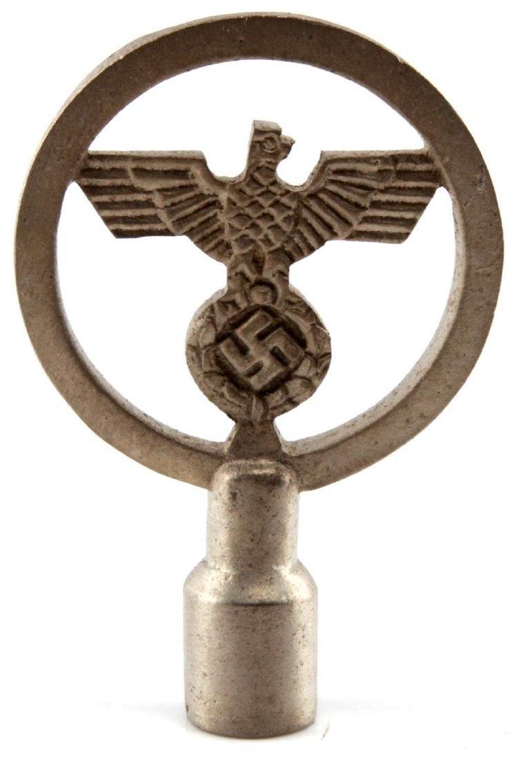 WWII GERMAN THIRD REICH NSKK & NSDAP FLAG TOP LOT - 6