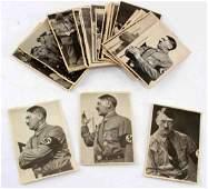 WWII GERMAN THIRD REICH HITLER PHOTO LOT OF 34