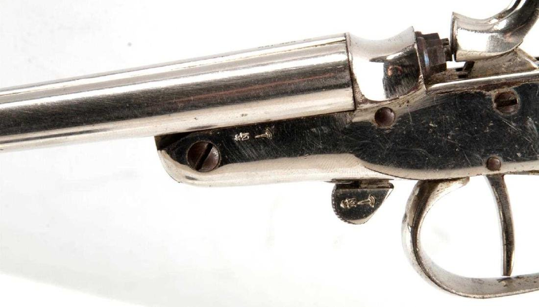 ANTIQUE BRAZIL GARRUCHA  GAUCHO PERCUSSION PISTOL - 4