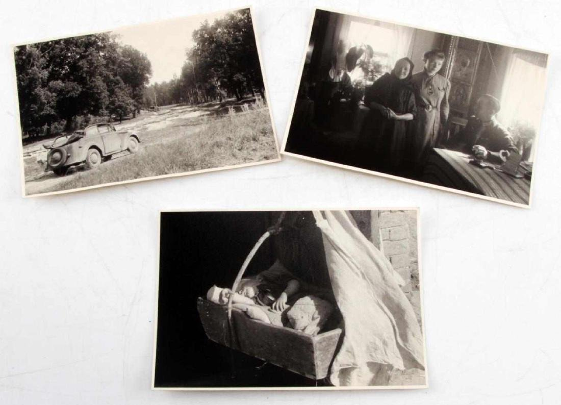 WWII GERMAN PHOTOGRAPHS FROM AFRICA  AND EUROPE - 5