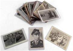 WWII GERMAN THIRD REICH POST CARD LOT OF 36