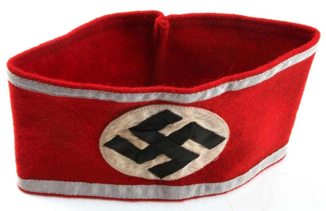 WWII GERMAN THIRD REICH SA RESERVE ARMBAND