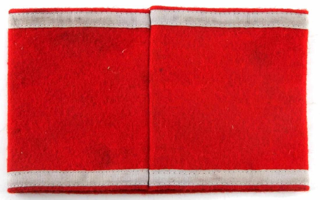WWII GERMAN THIRD REICH SA RESERVE ARMBAND - 3