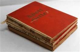 WWII GERMAN ADOLF HITLER CIGARETTE CARD BOOK LOT