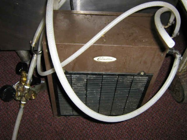 SODA FOUNTAIN MACHINE PEPSI COMMERCIAL W/ ICE CHEST - 2