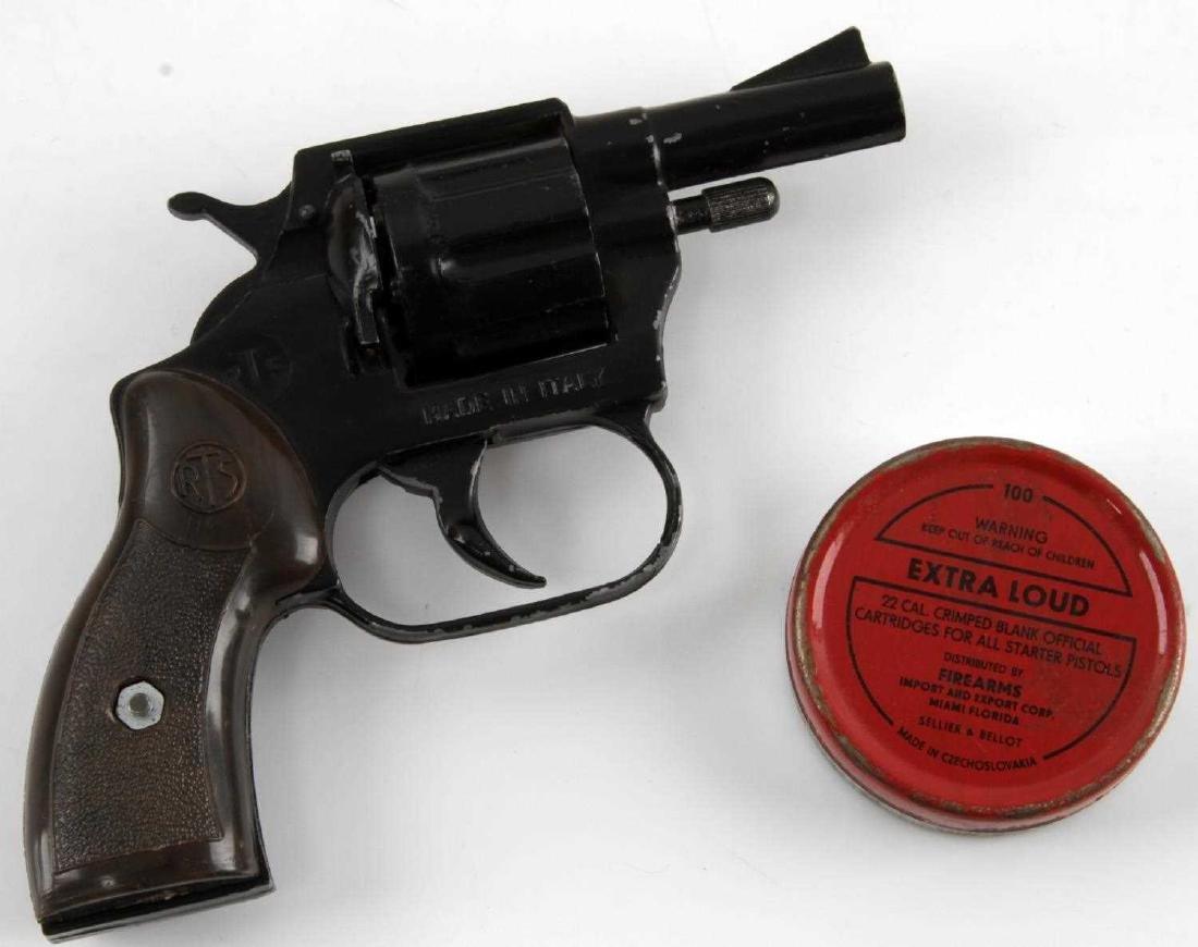Blank Starter Pistol