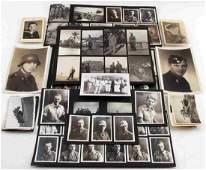 WWII GERMAN THIRD REICH PHOTOGRAPH LOT SS DAK MORE