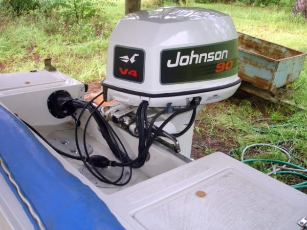 PRO SPORTS 1600FF 16' BAY BOAT JOHNSON 90 HP - 7
