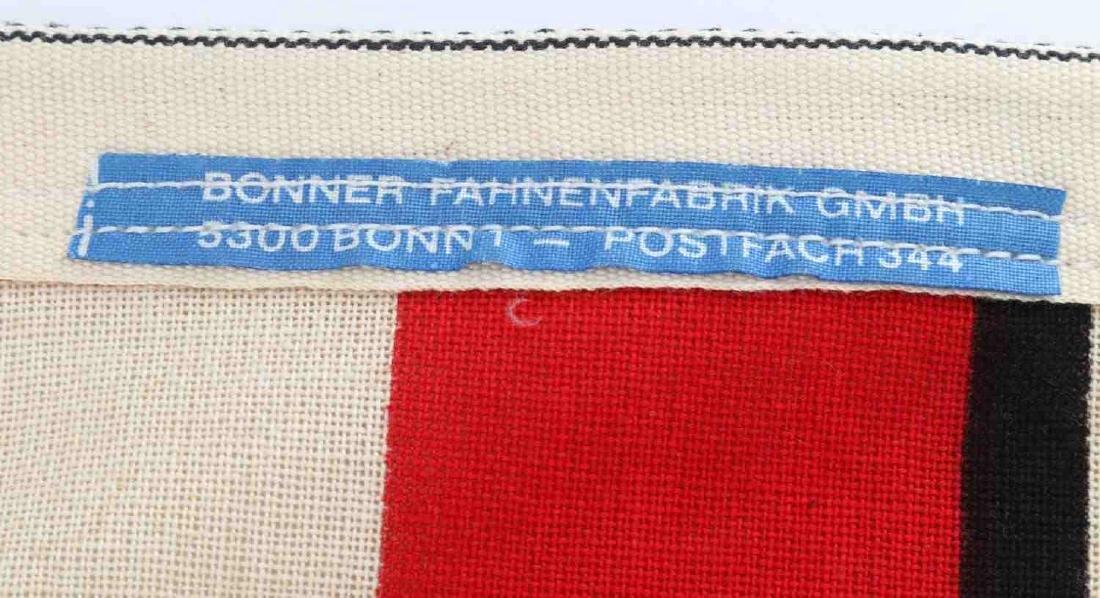 WWI IMPERIAL GERMAN BATTLE BANNER FLAG - 5
