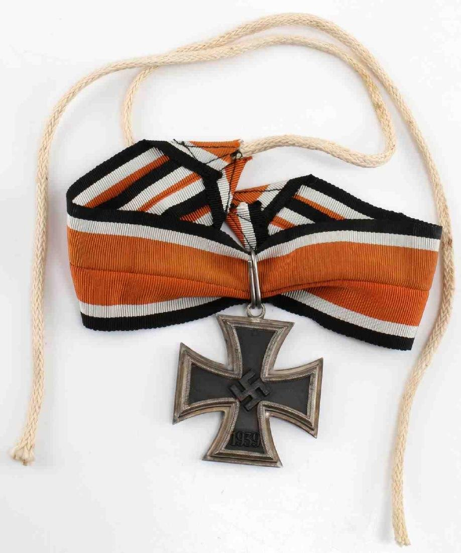 WWII GERMAN KNIGHTS CROSS OF THE IRON CROSS MEDAL