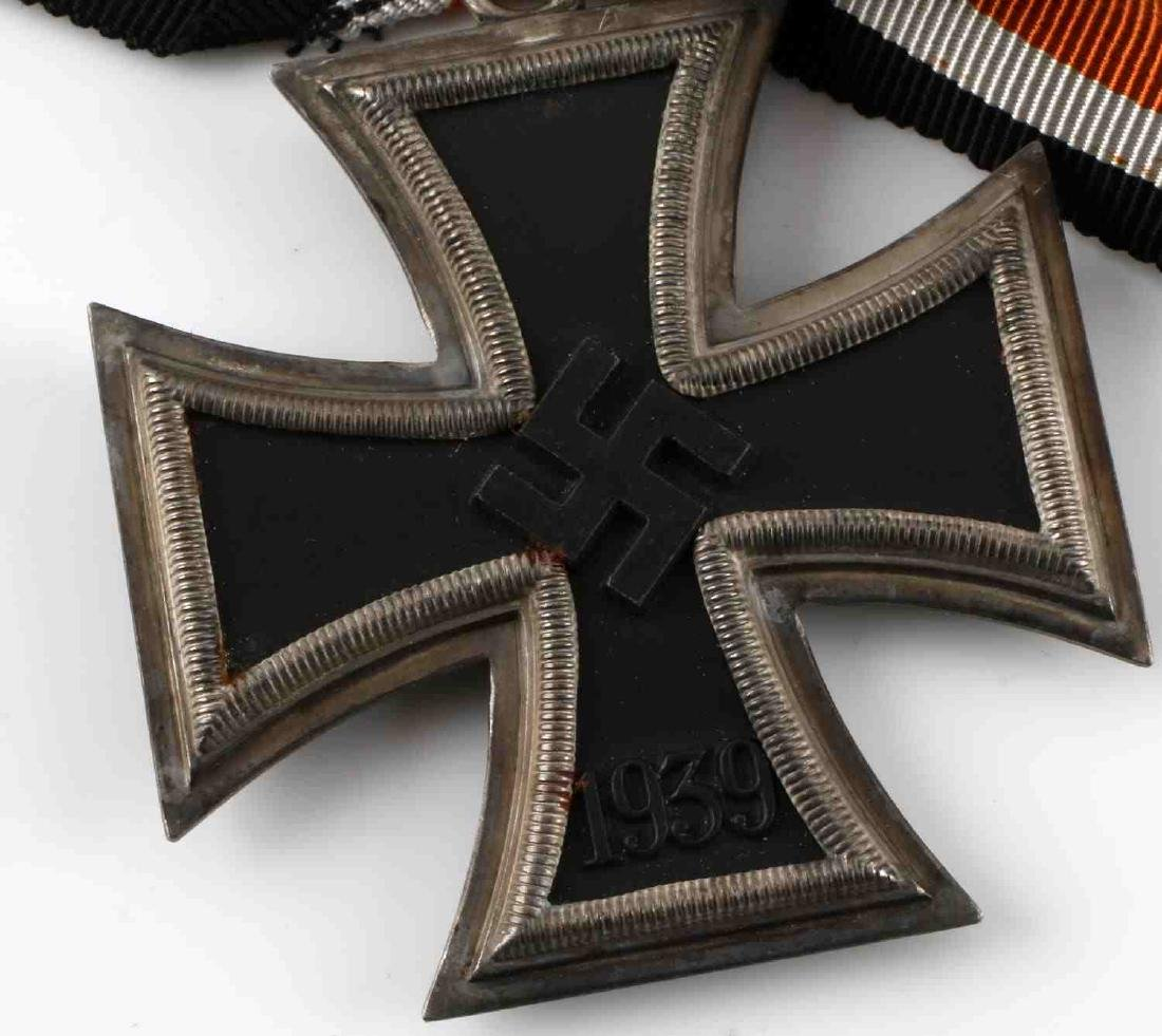 WWII GERMAN KNIGHTS CROSS OF THE IRON CROSS MEDAL - 3