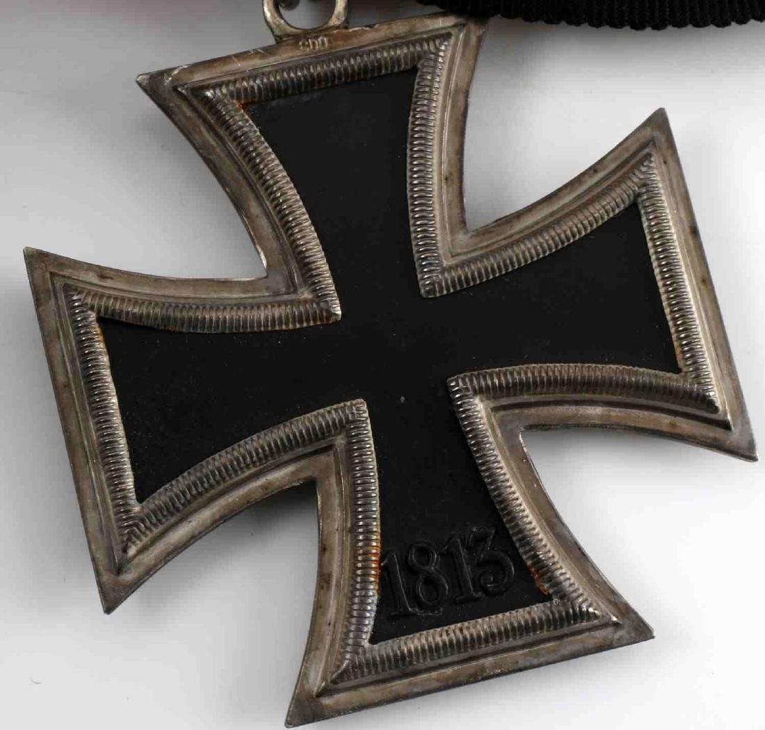 WWII GERMAN KNIGHTS CROSS OF THE IRON CROSS MEDAL - 5