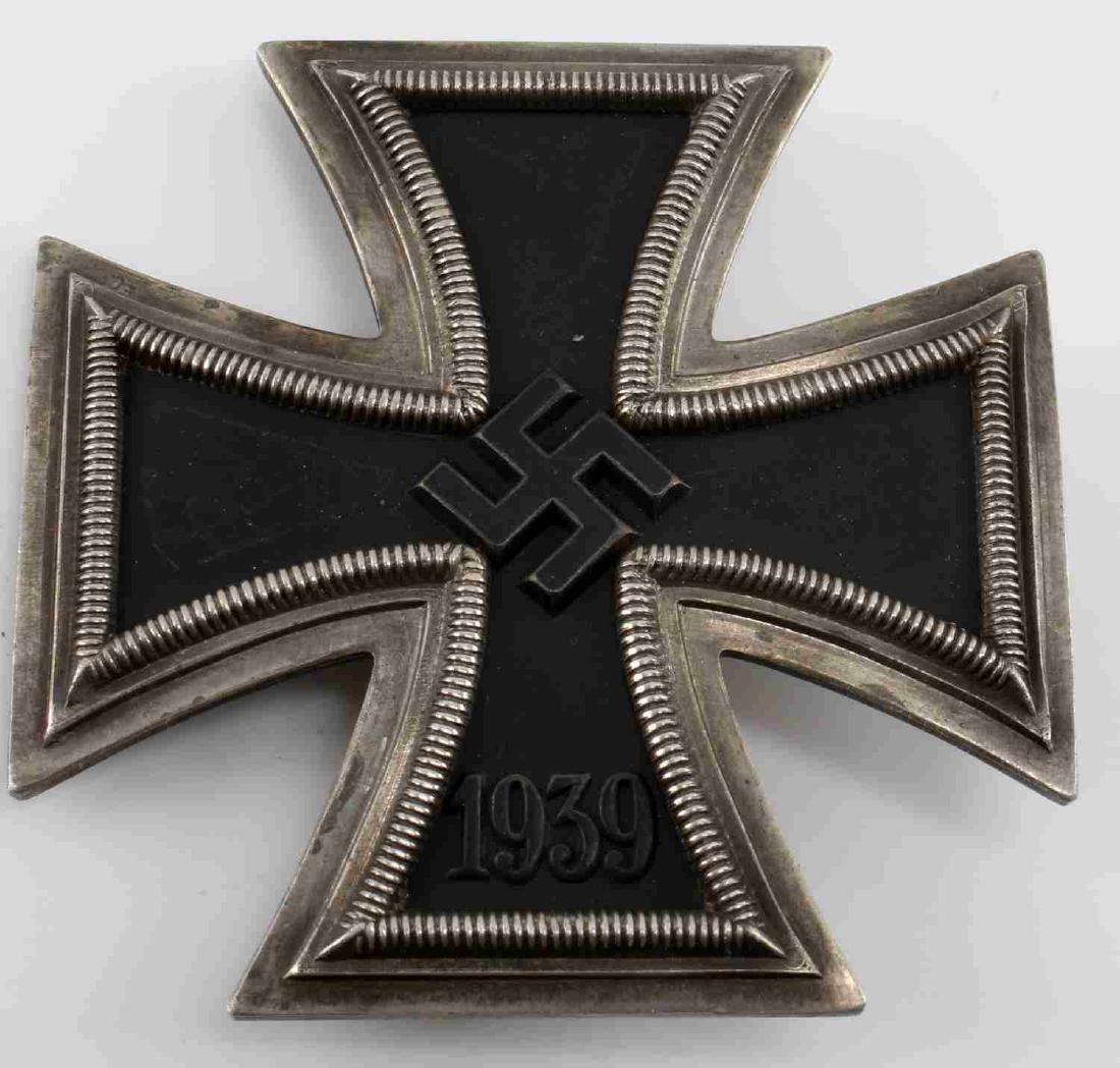 WWII GERMAN THIRD REICH IRON CROSS 1ST CLASS MEDAL