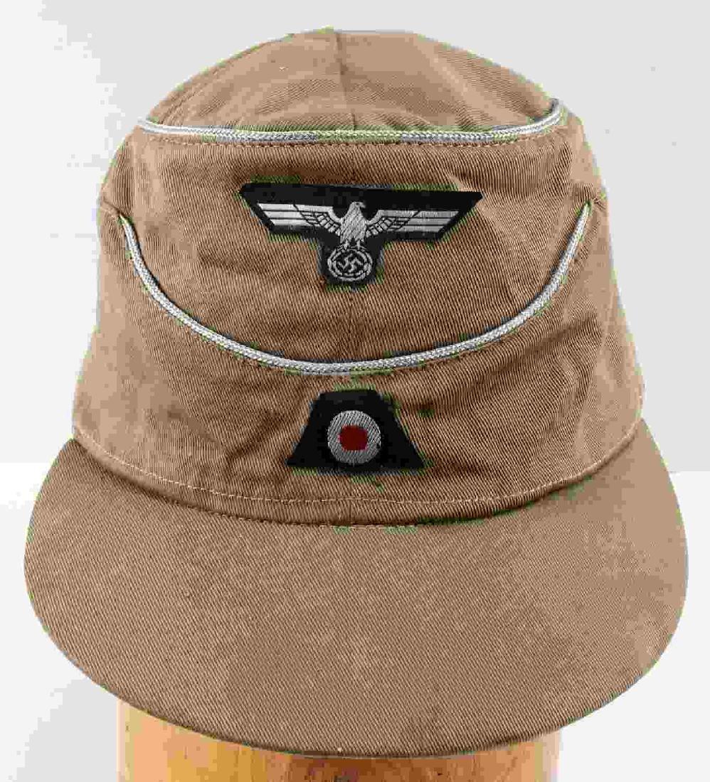 WWII GERMAN THIRD REICH WEHRMACHT HEER FIELD CAP