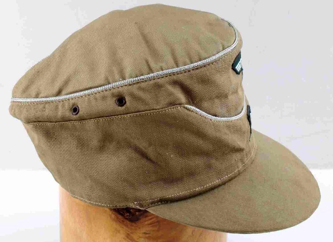 WWII GERMAN THIRD REICH WEHRMACHT HEER FIELD CAP - 3
