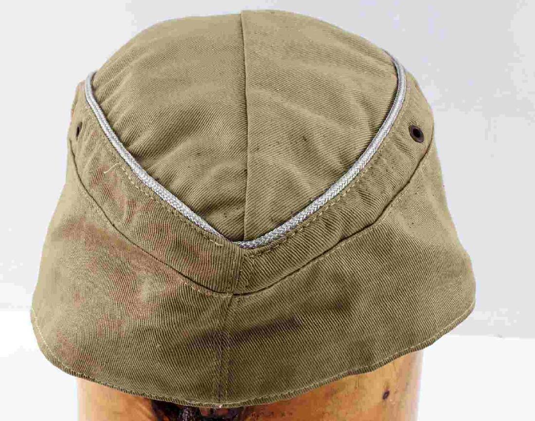 WWII GERMAN THIRD REICH WEHRMACHT HEER FIELD CAP - 4
