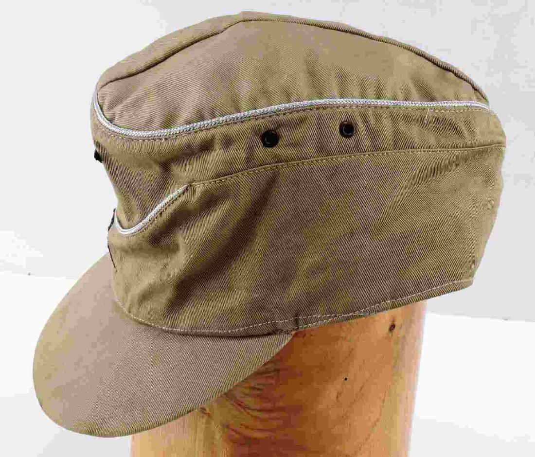 WWII GERMAN THIRD REICH WEHRMACHT HEER FIELD CAP - 5