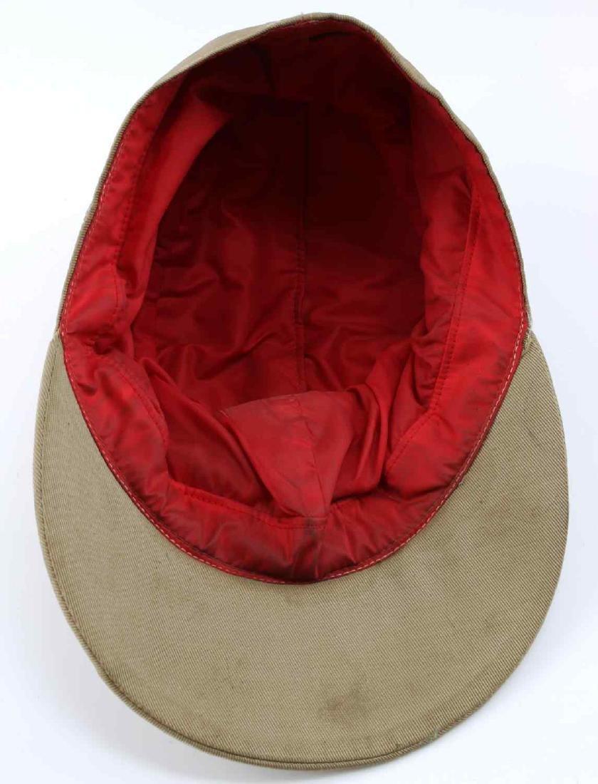 WWII GERMAN THIRD REICH WEHRMACHT HEER FIELD CAP - 6